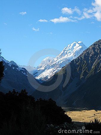 Mt Cook, Mackenzie country