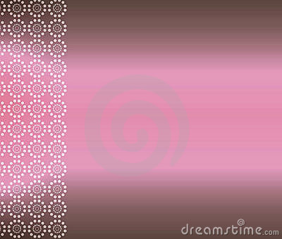 Pink Brown Wallpaper background