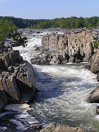 The Potomac and Great Falls