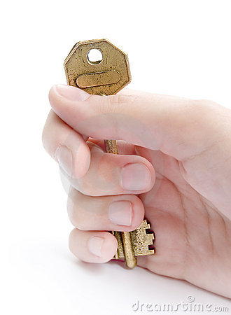 Giving The Key