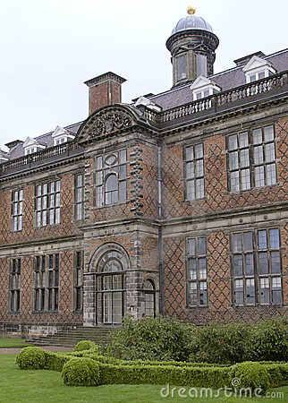 Sudbury Hall (front entrance)