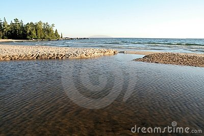 Katherine Cove on Lake Superior