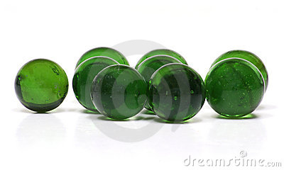 Recycled Glass Marbles