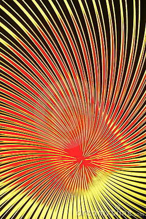 Colorful light vortex