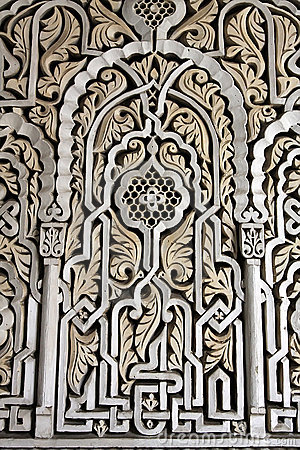 Moroccan ornament