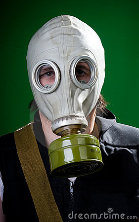 Ready for gas attack