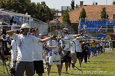 25th UNIVERSIADE - Archery