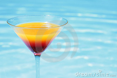 Poolside Summer Cocktail