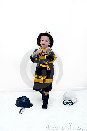 Aspiring Firefighter