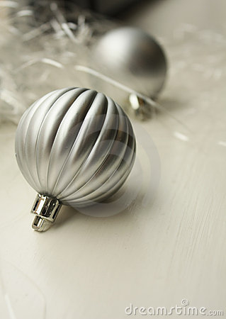 Sophisticated Silver Baubles
