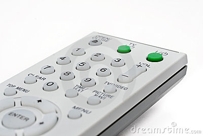 Remote Controller for TV and DVD