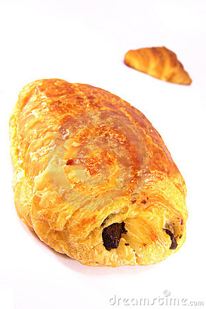 Fresh French pastries