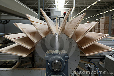 Timber Flooring Factory