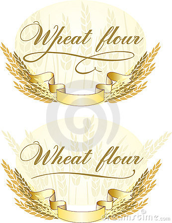 Wheat flour design