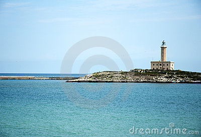 Vieste - Italy - the lighthouse