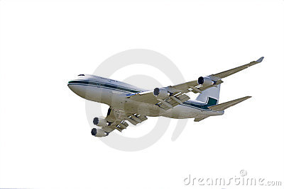 Wide-bodied jet airliner