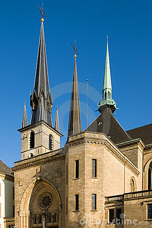 St Michael's Church, Luxembourg