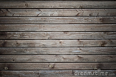 Dark gray wooden background