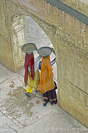 Indian Laborers