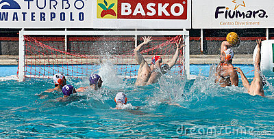 Water Polo - shot