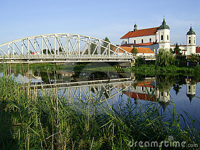 Bridge in Tykocin