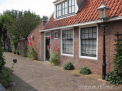 Old dutch village
