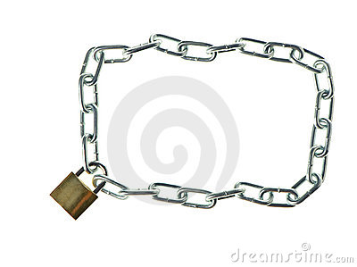 Framework from chain with lock