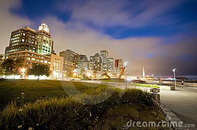 San Francisco night life
