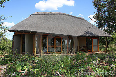 South Africa Hut