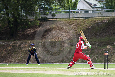 Women's Cricket Action