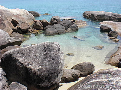 Rock Pool, Koh Samui