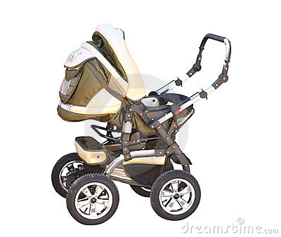 Baby carriage ( perambulator)