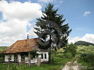 House in Transylvania