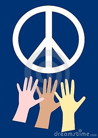 Peace & hands