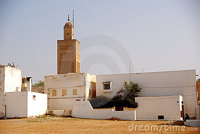 Great mosque, Sale, Morocco