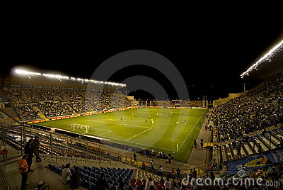 Jerusalem - Teddy stadium