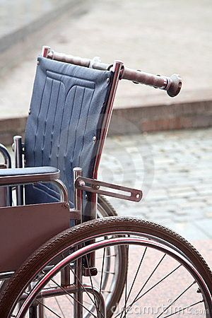 Old invalid carriage