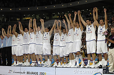 25th UNIVERSIADE - Basketball