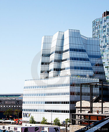 IAC Building for events and business