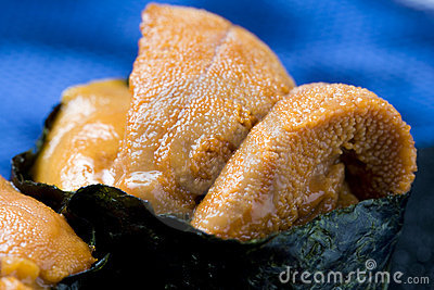 Sea urchin roll