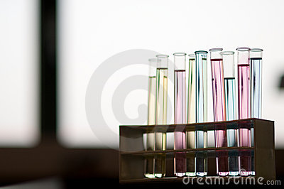 Glass in the laboratory