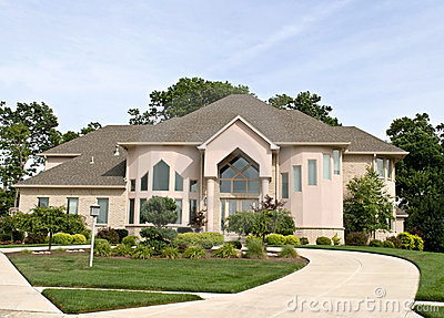 Luxury Suburban Home