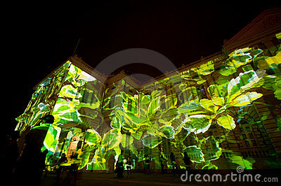 Psychedelic Light Show