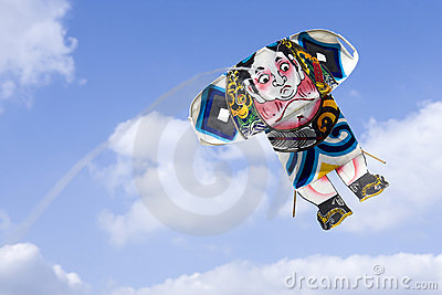 Kite-flying