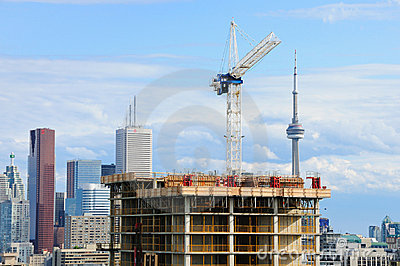 Building Construction in Toronto