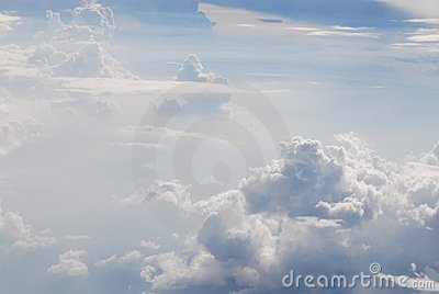 High Altitude Cloud