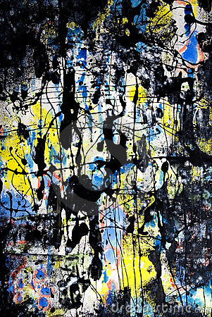 Abstract colors painting texture