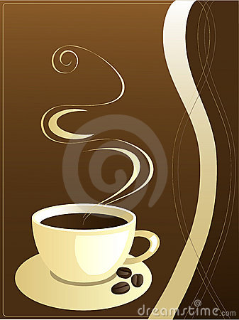 Coffee, vector