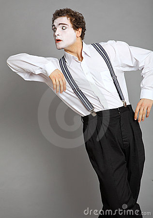 Mime and promotion board