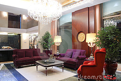 Living room,modern chinese style